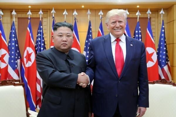 خبرگزاری رسمی کره شمالی:اون و ترامپ رابطه ای استثنایی دارند، اطرافیان رئیس جمهور امریکا با ما خوب نیستند