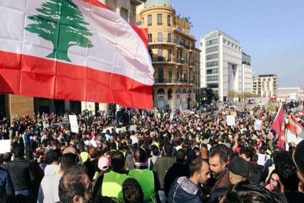 نهمین روز اعتراضات لبنان، قدردانی از عملکرد مقاومت در برابر داعش