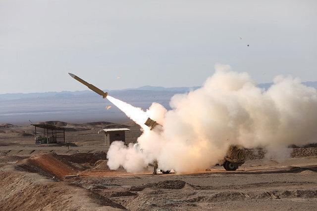 پدافند هوایی ارتش یک پهپاد را در بندر ماهشهر ساقط کرد