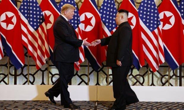 بازتاب ملاقات اون و ترامپ در کره شمالی بدون اشاره به بی نتیجه بودن آن