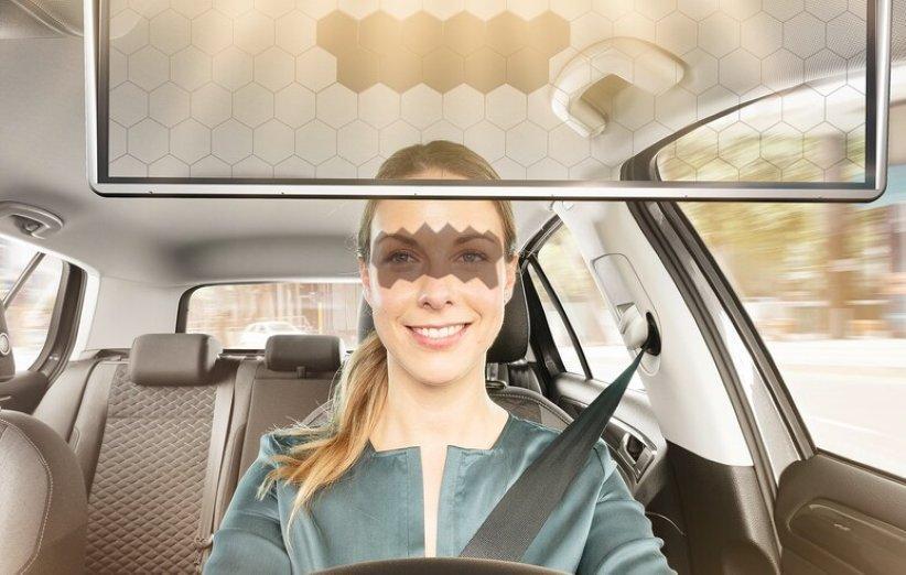 بوش آفتابگیر خودرو را مجددا اختراع کرد