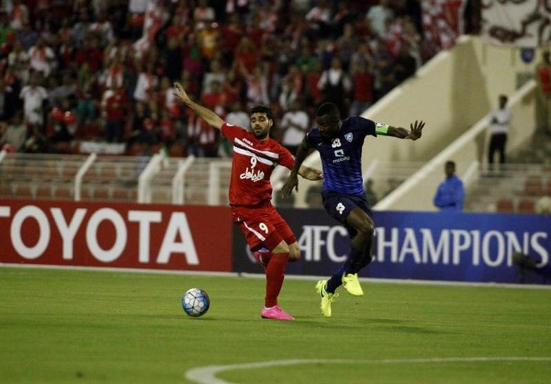درخواست رسمی پرسپولیس از AFC برای میزبانی از الهلال در دبی